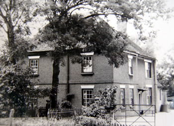 106 Green End Road in 1960 [Z53/5/14]